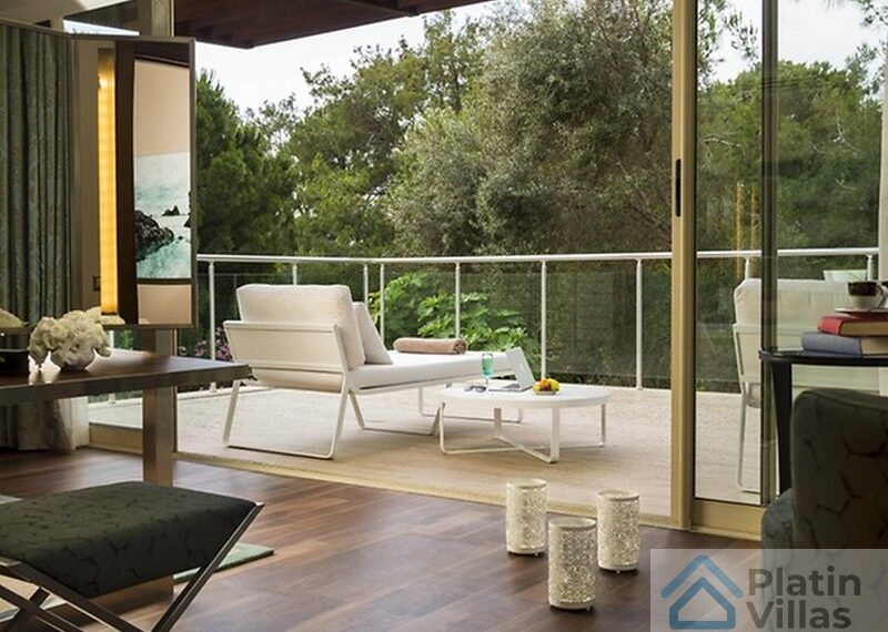 All İnclusive Villa Prive rixos Belek luxury holiday rental villas 12