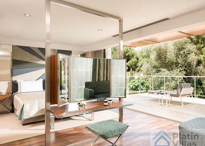 All inclusive Villa Prive rixos Belek luxury holiday rental villas