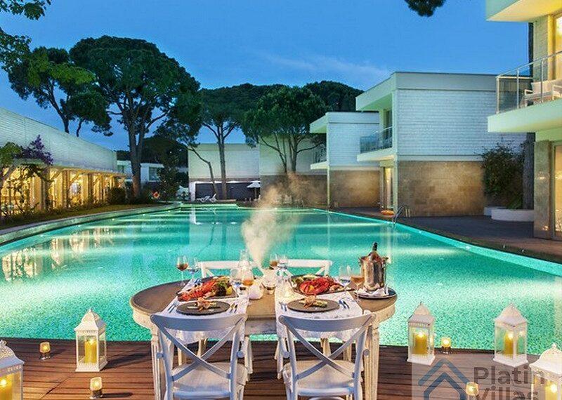 Club Villa rixos Belek luxury holiday rental villas 05