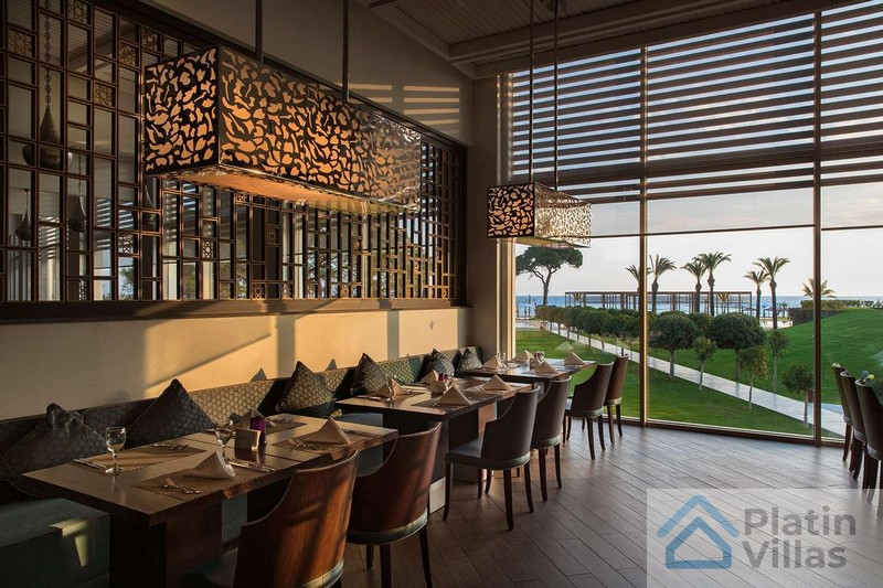 Club Villa rixos Belek luxury holiday rental villas 20