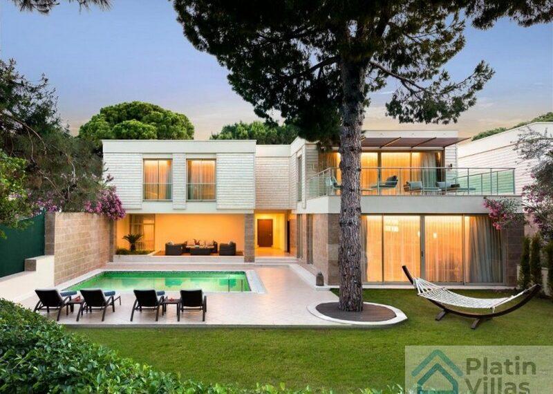 Club Villa rixos Belek luxury holiday rental villas 22