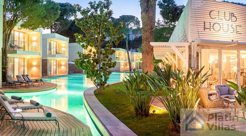 Club Villa rixos Belek luxury holiday rental villas 24