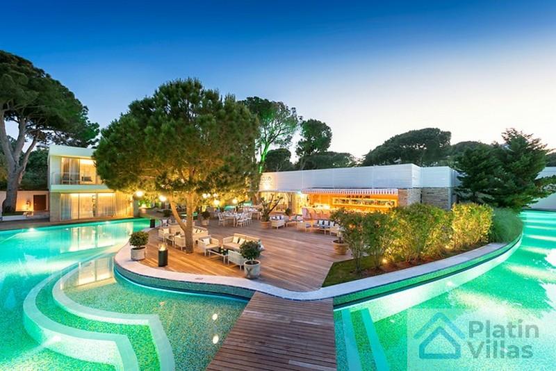 Club Villa rixos Belek luxury holiday rental villas 25