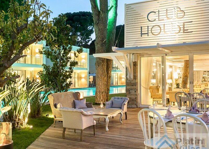 Club Villa rixos Belek luxury holiday rental villas 27