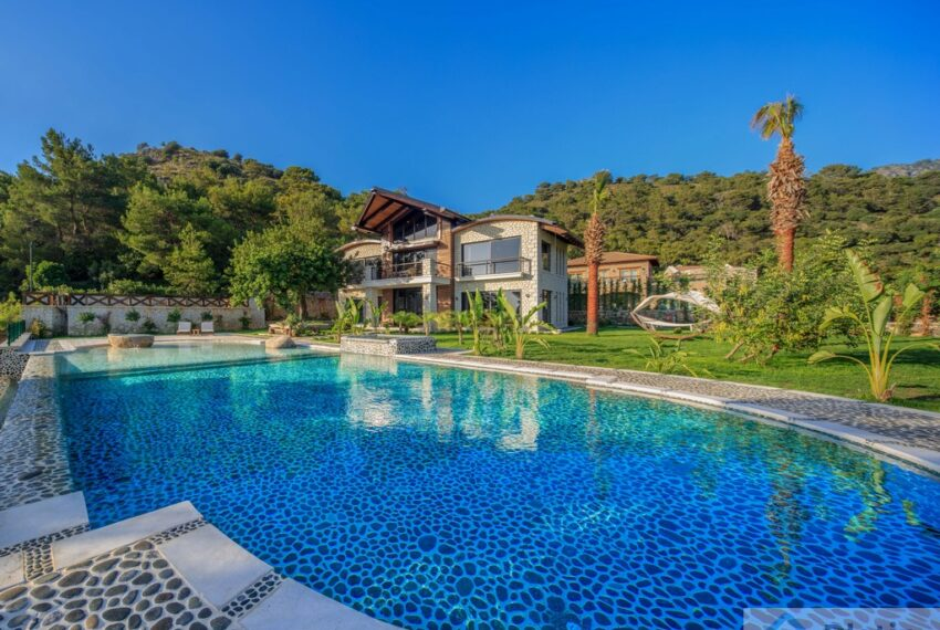 Gokce Villa Top Luxury Villa in Fethiye 02