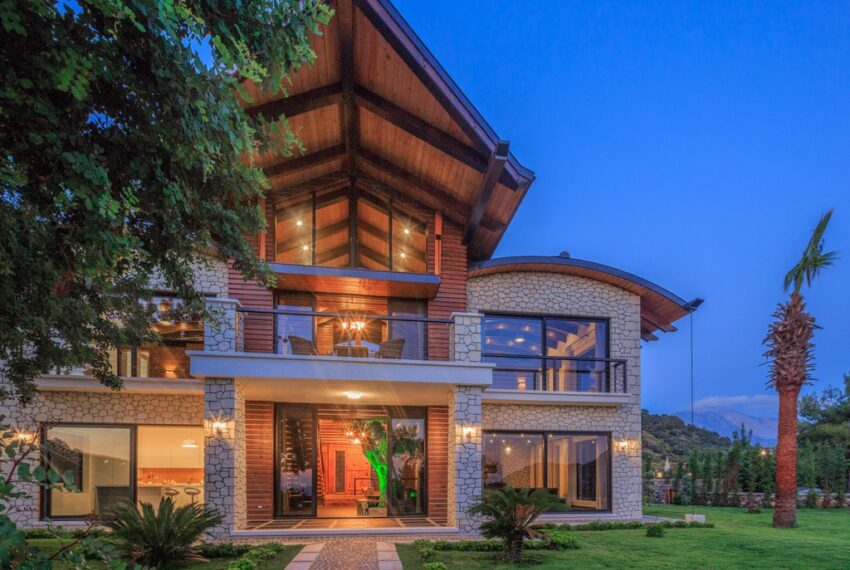 Gokce Villa Top Luxury Villa in Fethiye 12