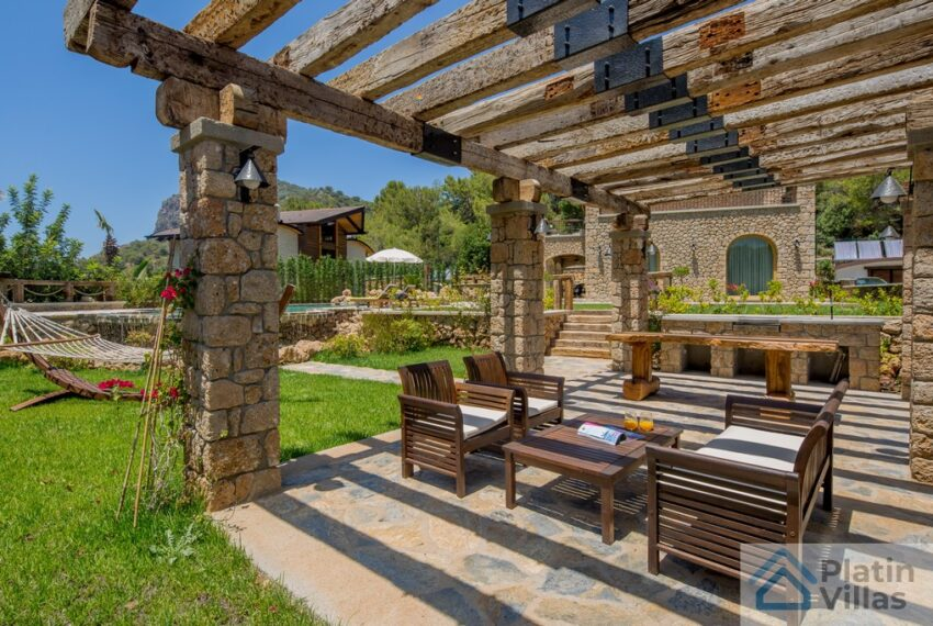 Gokce Villa Top Luxury Villa in Fethiye 25