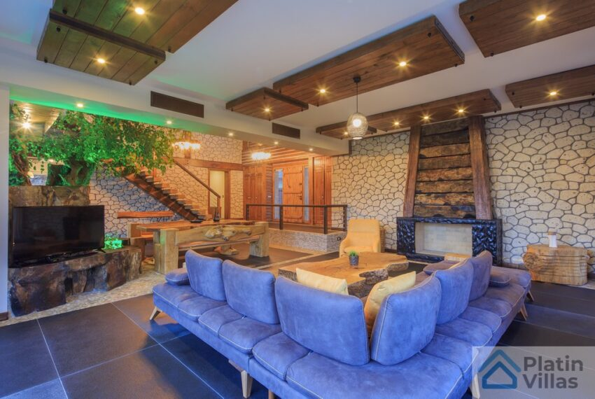 Gokce Villa Top Luxury Villa in Fethiye 29