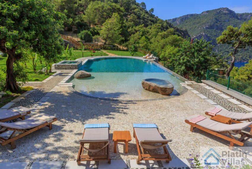 Gokce Villa Top Luxury Villa in Fethiye 32