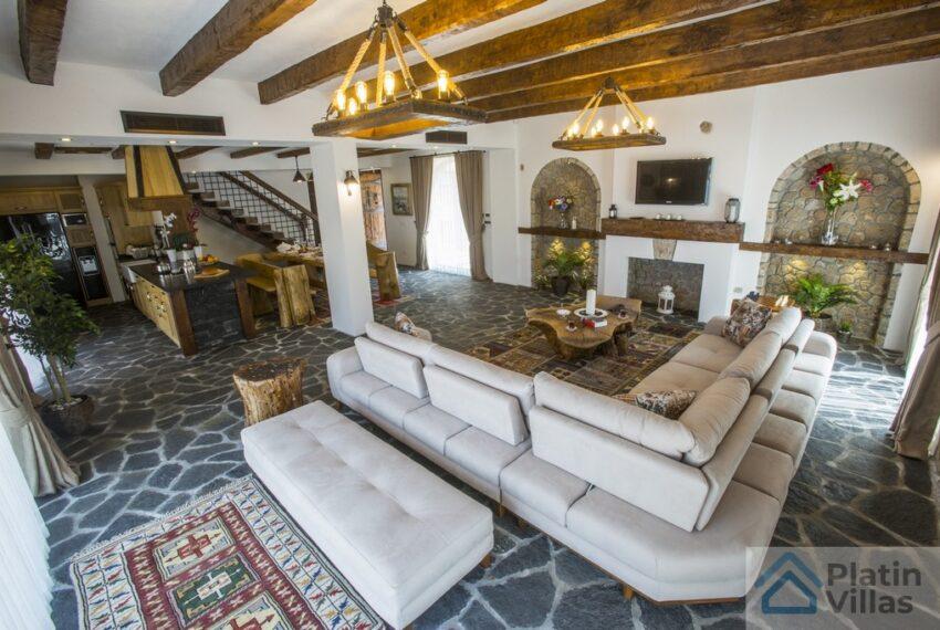 Ultra Luxury Holiday Rental Villa Fethiye Turkey 19