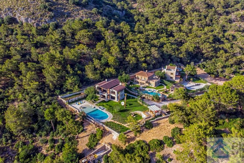 Ultra Luxury Holiday Rental Villa Fethiye Turkey 2