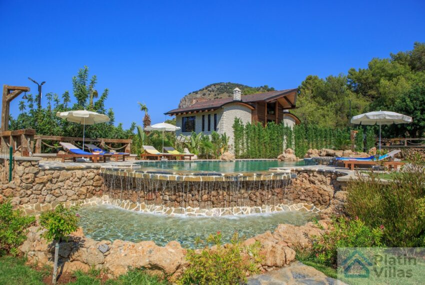 Ultra Luxury Holiday Rental Villa Fethiye Turkey 29