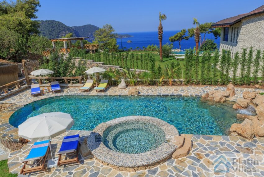 Ultra Luxury Holiday Rental Villa Fethiye Turkey 32
