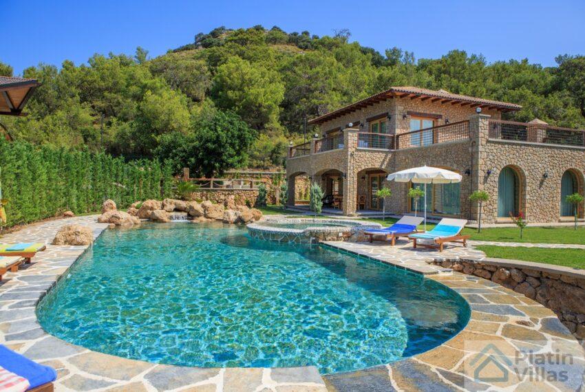 Ultra Luxury Holiday Rental Villa Fethiye Turkey 41