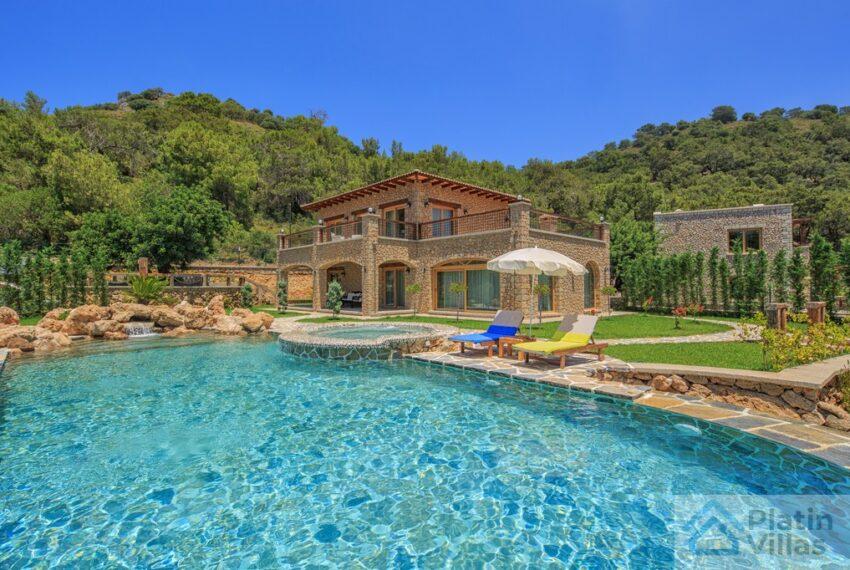 Ultra Luxury Holiday Rental Villa Fethiye Turkey 44